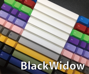 For BlackWidow Keyboard-ABS