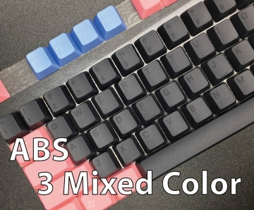 ABS 3 Colors Mixed