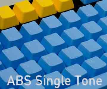 ABS 2 Color Mixed Single Tone